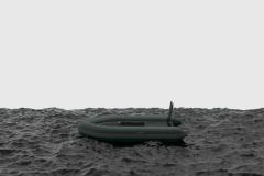 Lodka-na-wodzie