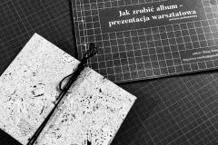 """Maja Dziubek, """"Autorski system warsztatów introligatorskich wraz z zestawem narzędzi wspomagających""""  Promotor: prof. ASP dr hab. Marek Średniawa"""