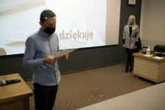 """Martyna Grzywacz """"Laboratorium snu"""" Promotor: Prof. ASP dr hab. Marek Średniawa, fot. T.Kwiatkowski"""