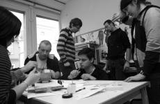 Warsztaty projektowe TJ-x, 15.11.2009 niedziela